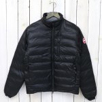 CANADA GOOSE『LODGE DOWN JACKET』(BLACK)
