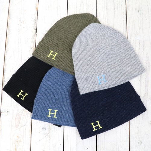 【SALE特価30%off】HOLLYWOOD RANCH MARKET『MERINO COTTON ANGORA KNIT CAP』