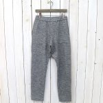 【SALE特価40%off】nanamica『Sweat Pants』(Heather Charcoal)
