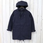 nanamica『GORE-TEX® Shell Coat』(Marine Navy)