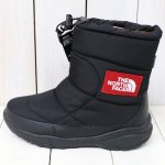THE NORTH FACE『Nuptse Bootie WP V MIL』(W.G.ブラック)
