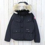 CANADA GOOSE『RUSSELL PARKA』(NAVY)