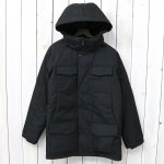 CANADA GOOSE『WINDERMERE COAT』(BLACK HERRINGBONE)