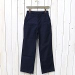 【会員様限定SALE】FWK by ENGINEERED GARMENTS『Sailor Pant-Cotton Reversed Sateen』(Dk.Navy)