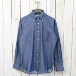 INDIVIDUALIZED SHIRTS『NAVY TWIST DENIM』(BLUE)