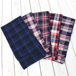 ENGINEERED GARMENTS『Long Scarf-Plaid Flannel』