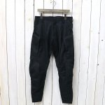 ACRONYM『HD GABARDINE ARTICULATED CARGO PANT』(Black)
