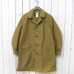 【SALE特価60%off】CORONA『UP DUSTER OVERCOAT』(COYOTE BROWN)