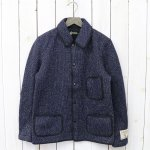 BROWN'S BEACH JACKET��COVERALL 1ST��(NAVY)