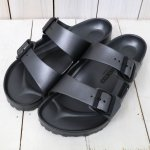 【SALE特価30%off】BIRKENSTOCK『EVA ARIZONA』(METALLIC ANTHRACITE)