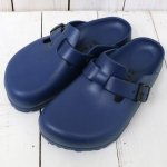 BIRKENSTOCK『EVA BOSTON』(Navy)