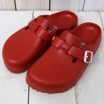 BIRKENSTOCK『EVA BOSTON』(Red)