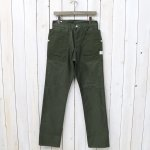 SASSAFRAS『FALL LEAF PANTS』(OLIVE)
