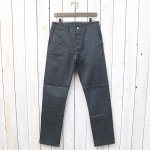 SASSAFRAS『SPRAYER PANTS』(CHARCOAL)