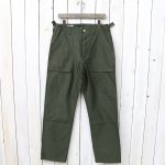 SASSAFRAS『FEEL SUN PANTS』(OLIVE)