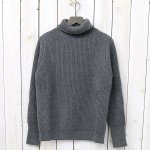 【9月上旬入荷予定】ANDERSEN-ANDERSEN『THE NAVY-TURTLE』(Grey)