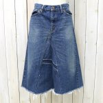 orSlow『DENIM SKIRT』(2YEAR WASH)