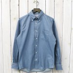 INDIVIDUALIZED SHIRTS『HERITAGE DENIM』(BLUE)