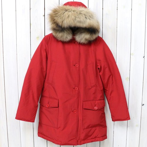 【SALE特価30%off】WOOLRICH『ARCTIC PARKA WWCPS2306』(RED)