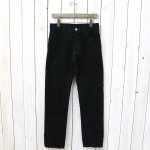 SASSAFRAS『SPRAYER 5 PANTS』(BLACK)