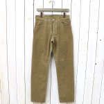 SASSAFRAS『SPRAYER 5 PANTS』(BEIGE)