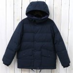 Kaptain Sunshine『Doubletube Expedition Down Parka』(Navy)