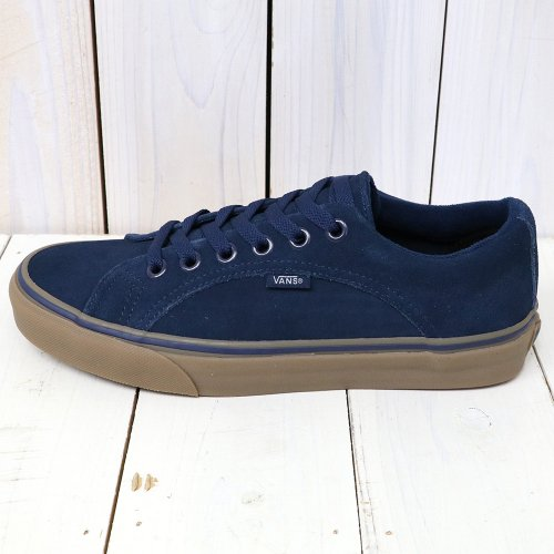 【SALE特価30%off】VANS『LAMPIN』((SUEDE)DRESS BLUES/GUM)