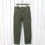 ENGINEERED GARMENTS WORKADAY『41 Khaki w/Zip Front』(Olive)