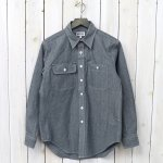 ENGINEERED GARMENTS WORKADAY『Utility Shirt-Cotton Chambray』