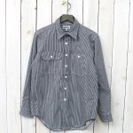 ENGINEERED GARMENTS WORKADAY『Utility Shirt-Railroad St.』