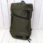 "hobo『CELSPUN® Nylon ""CAVE"" 23L Backpack by ARAITENT』(Olive)"