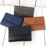 hobo『Oiled Leather Card Case』