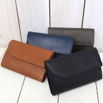 hobo『Oiled Leather Trifold Wallet M』