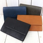 hobo『Oiled Leather Trifold Wallet L』