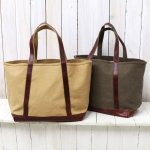 ARTS & CRAFTS『AGING CANVAS-BASIC TOTE』