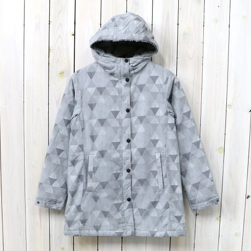 THE NORTH FACE『Novelty Compact Nomad Coat』(グレーカモ)