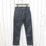 SASSAFRAS『WEEDS PANTS』(CHARCOAL)
