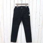 SASSAFRAS『FALL LEAF SPRAYER PANTS(DUCK)』(NAVY)