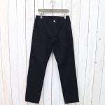 SASSAFRAS『SPRAYER PANTS(DUCK)』(NAVY)