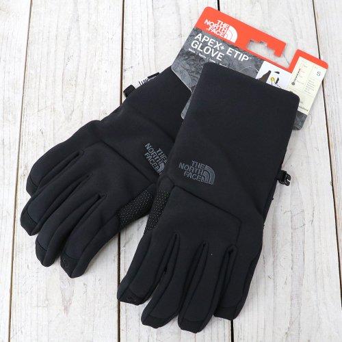 『Apex+ Etip Glove』(ブラック)