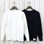 ANATOMICA『THERMAL L/S TEE』
