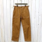 ENGINEERED GARMENTS WORKADAY『Fatigue Pant-10oz Cotton Duck』(Brown)