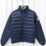 CANADA GOOSE『LODGE DOWN JACKET』(INK BLUE)
