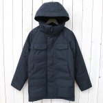 CANADA GOOSE『WINDERMERE COAT』(INK BLUE HERRINGBONE)