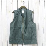 CORONA『EXPLORER'S UTILITY OUTER VEST』(SAGE GREEN)