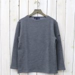 SAINT JAMES『DOUBLEFACE SWEATER』(ALLUMINIO)