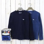 FRUIT OF THE LOOM×BLUE BLUE『INDIGO 2PCS CN LS T』