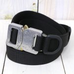 BAGJACK『cobra 25mm belt OC-silver buckle-』