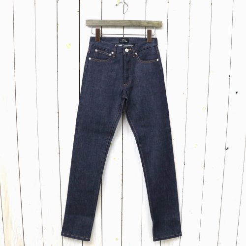 【SALE特価40%off】A.P.C.『PETIT NEW STANDARD』(DENIM STRETCH)