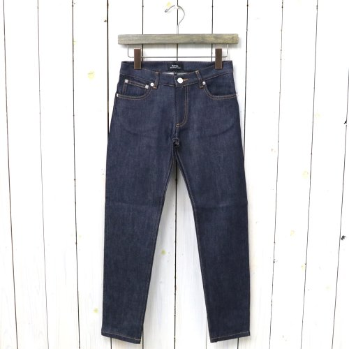 【SALE特価50%off】A.P.C.『JEAN ETROIT COURT』(DENIM STRETCH)